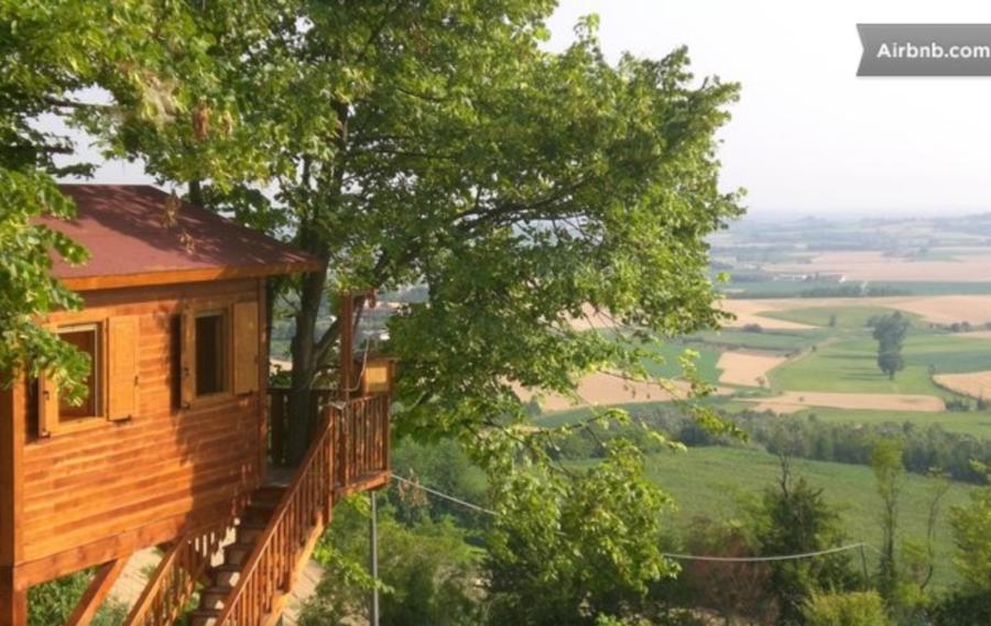 Case sull 39 albero con airbnb sono realt wanderlustdaily - Airbnb casa sull albero ...
