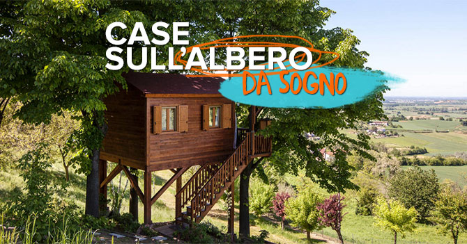 Case sull 39 albero da sogno con airbnb italia stati uniti spagna wanderlustdaily - Costruire casa sull albero bambini ...