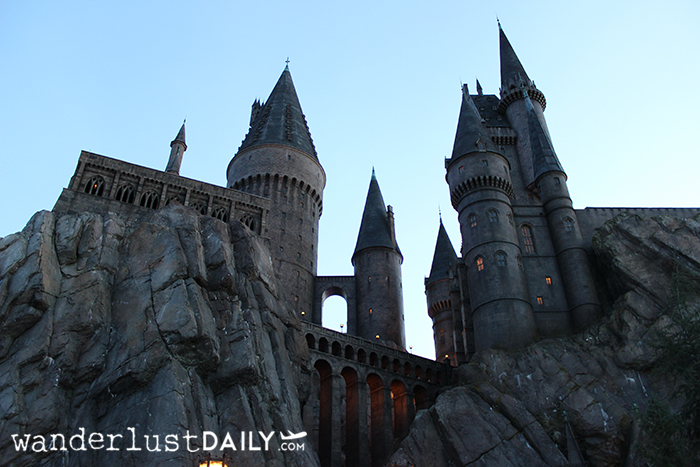 parco di harry potter a orlando
