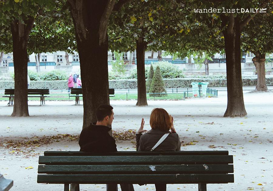 foto di Parigi