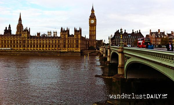 Da Londra Stansted a Londra centro
