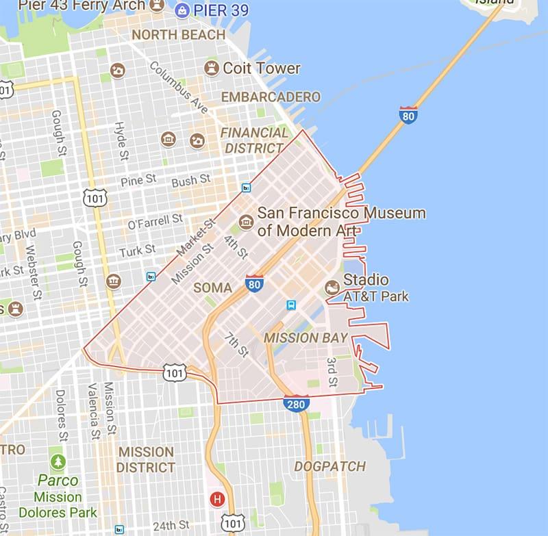 dove alloggiare a San Francisco quartieri migliori