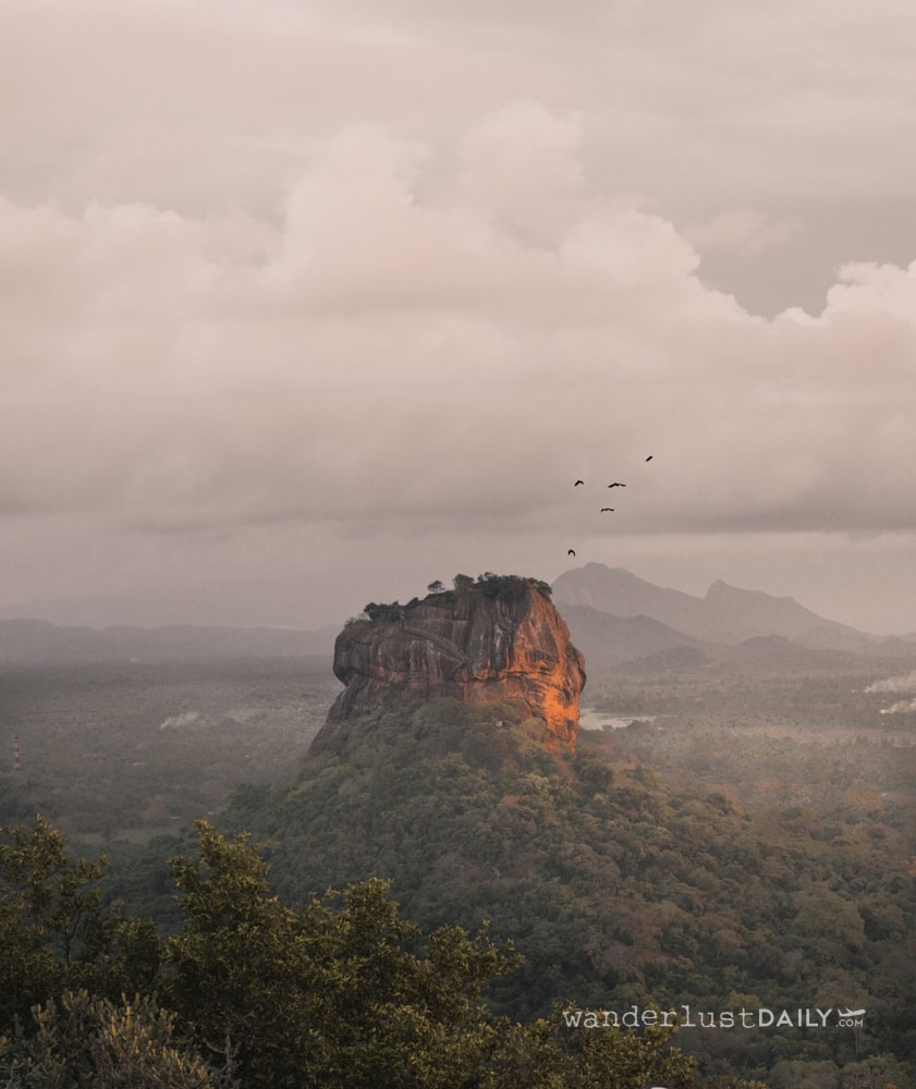 sigiriya da polonnaruwa