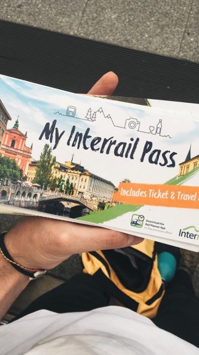 come funziona interrail