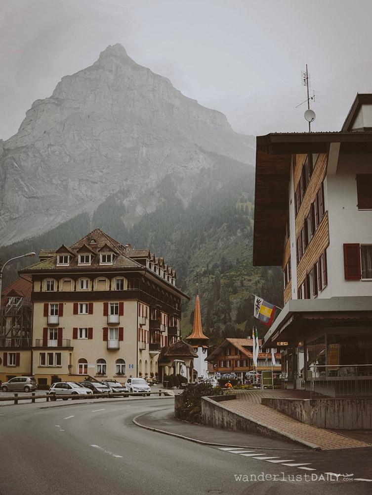 kandersteg svizzera