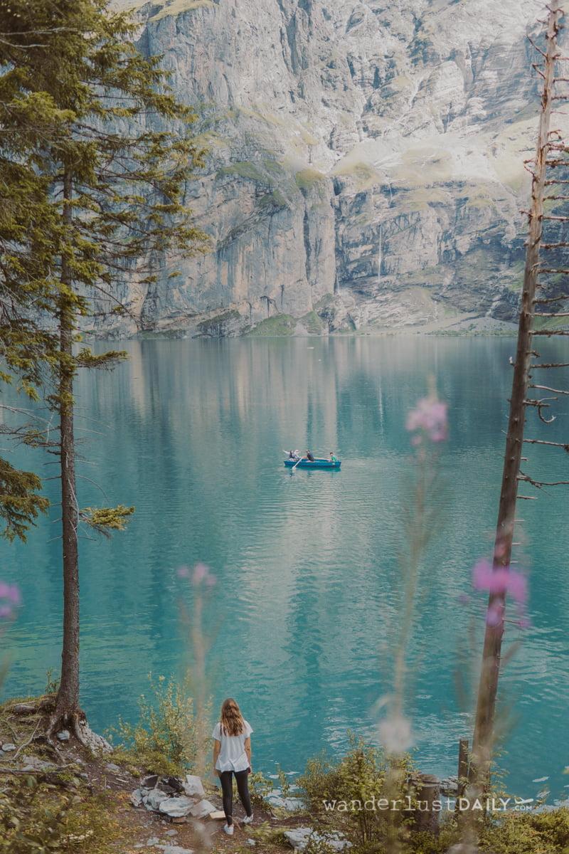 lago di oeschinen