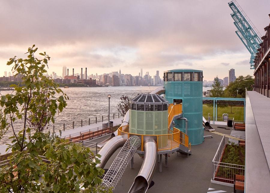 domino park new york