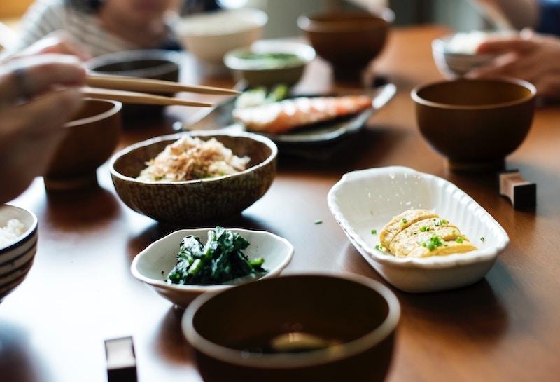 organizzare un viaggio in giappone: dove mangiare