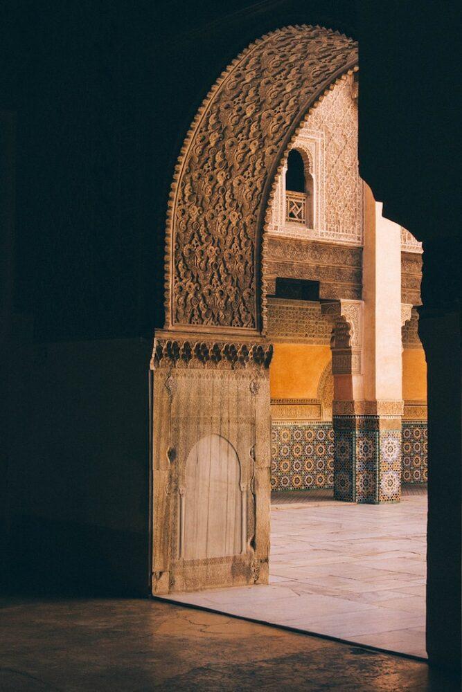 architettura in marocco